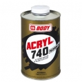 HB BODY 740 riedidlo normal 500ml